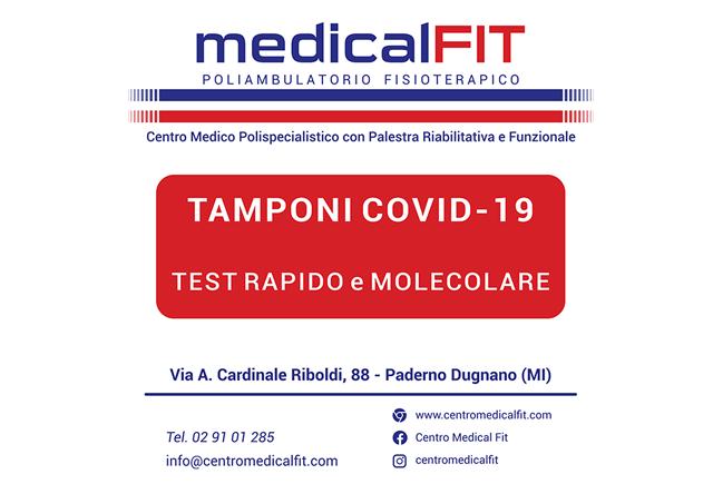 Tamponi COVID-19